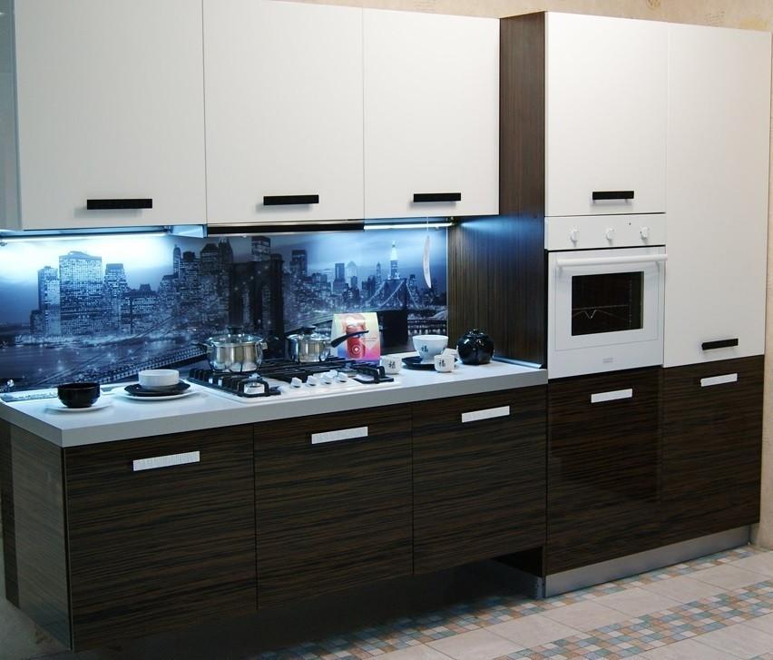 оформления кухни в стиле Hi tech фото реальные